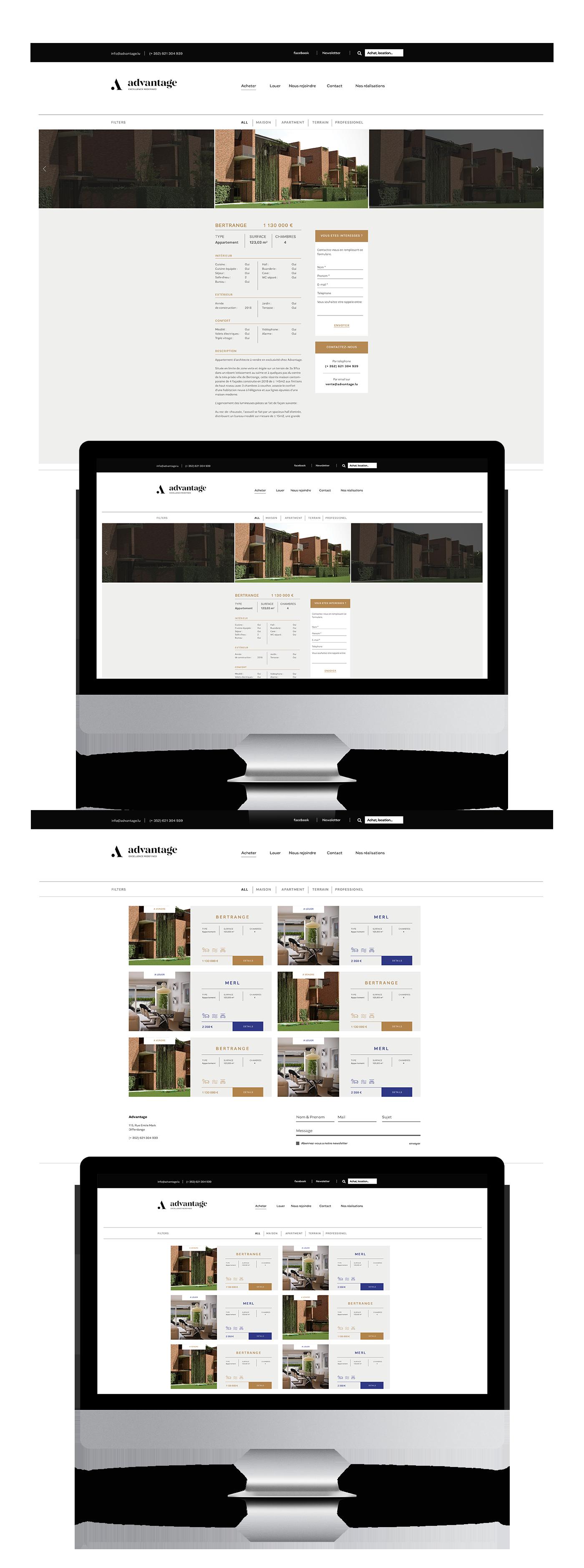Advanatage-web
